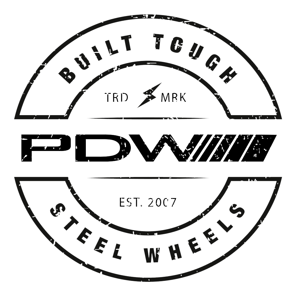 PDW Steel Wheels